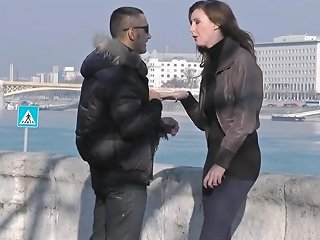 Tall Brit Mature Doggystyled By Pickedup Euro Free Porn C3