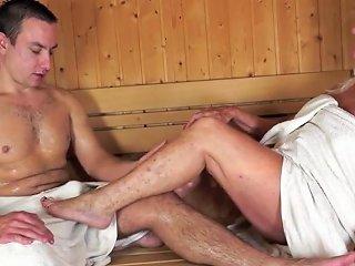 Pussylicked Grandma Sucks Cock Until Cumshot Hdzog Free Xxx Hd High Quality Sex Tube