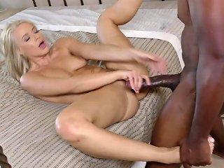 Babe Rides Big Black Dick Porn Videos