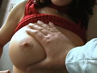 Taming A Shlong With Her Large Knockers Sunporno Uncensored