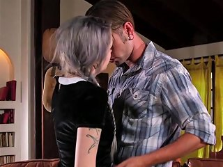 Gorgeous Punk Babe Rides Hard Cock Porn Videos