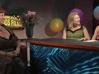 Legendary Pornstar Annie Sprinkle Comes On To Talk About Any Porn