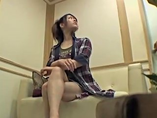 Perfect Japanese Babe Banged In Voyeur Massage Video