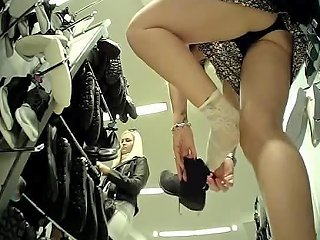 2 Upskirt Delights In Shoe Shop Free Porn 98 Xhamster
