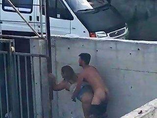 Public Fuck
