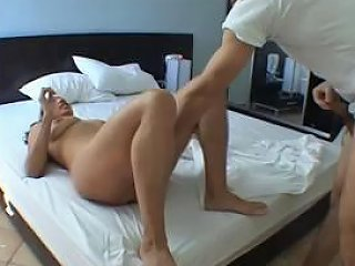 Big Ass Israeli Wife Gets Pummelled In The Homemade Clip Sunporno Uncensored