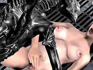 3d Porn With Big Titted Babe In A Nice Comics