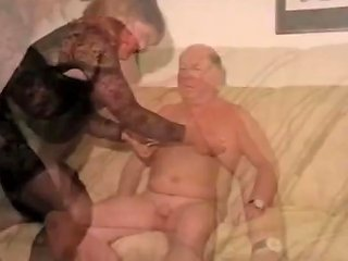 Old Man With Crossdressers Daddy Drink Piss And Cum Porn Videos