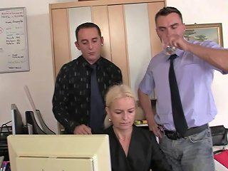 Job Interview Leads To Old Threesome Porn Videos