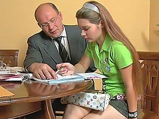 Teacher Is Getting Wet Blowjob Film Film 1