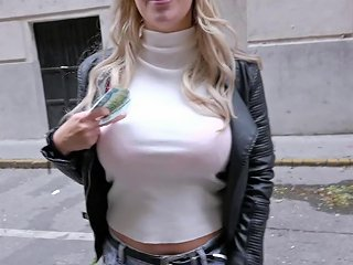 Czech Babe Gets Banged For Some Money Sunporno Uncensored