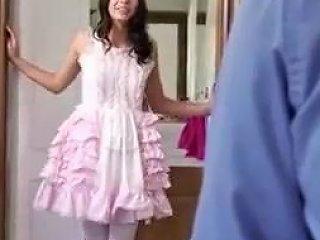 Do You Like My Dress Daddy Txxx Com