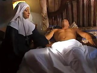 Nun Has Her Uniform Spunked On After Being Ass Pounded Sunporno Uncensored