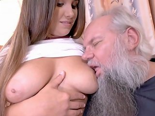 Olivia Nice And A Lucky Old Bastard Free Porn E2 Xhamster