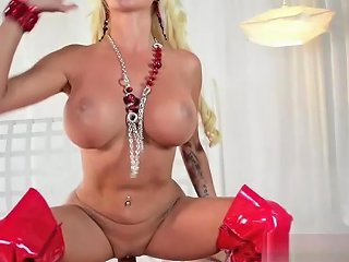 Nikita Von James In Bedroom Cock