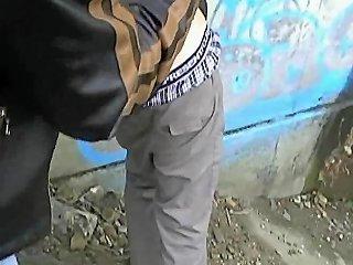 Shocking Homeless Guy Fucked Bareback
