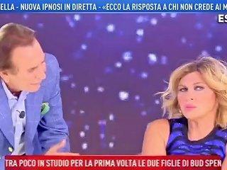 Italian Busty Milf Hypnotized