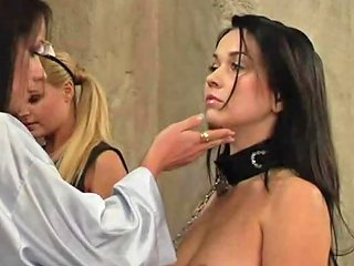 Two Naughty Slaves Getting Chained And Punished Hd Porn 8f