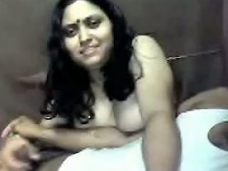 Busty And Chunky Housewife Plays With Her Secret Lover
