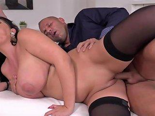 Premium MILF Crazy Cock Sucking And Anal Sex