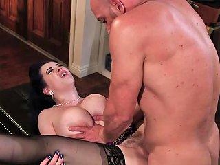 Best Pornstars Will Powers Larkin Love In Exotic Stockings Brunette Porn Movie Hdzog Free Xxx Hd High Quality Sex Tube