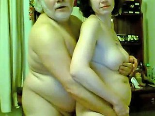 Mature And Freaky Couple On Webcam Made Me Laugh So Hard