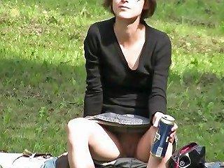 Flashing Upskirt No Panties Free Flashing Panties Hd Porn