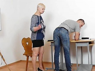 Mature Teacher Handjob Blowjob Long Red Nails 3 Hd Porn 66