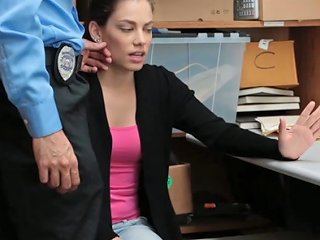 Bobbi Dylan Blow And Fuck To Avoid Shoplifting Charge Porn Videos