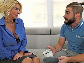 Tanned Slutty Housewife Dasia Porter Is Happy To Be Fucked By Her Neighbor