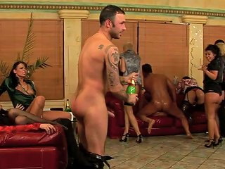 Bachelorette Party Goes Wrong And Turns Into A Fine Group Sex Orgy