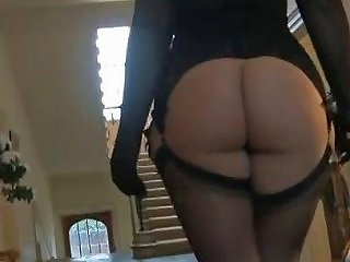 Beautiful Dream With Black Stockings And Gloves Porn 2c