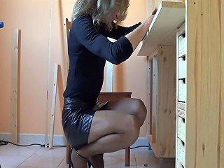The Desk Free Mature Amateur Porn Video Da Xhamster