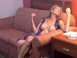 Diana's Anal Cigar Blooper From The Archives Free Porn 66