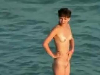 Nude Beach Little Tit Tan Lines Cutie Fucked Porn 75