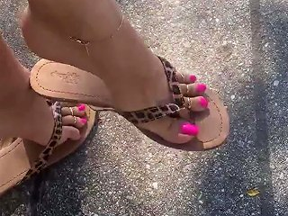 Miliani Pink Toes Free Toes Hd Porn Video C8 Xhamster