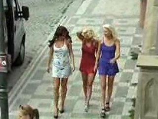3 Czech Babes And 1 Lucky Guy Free Lucky Guys Porn Video B2