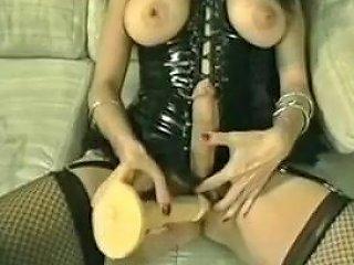Hermaphrodite Saki St Jermaine Plays With Her Toys Tubepornclassic Com