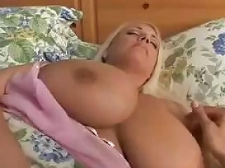 Trisha Banks Is A Chubby Milf Bimbo With Huge Boobies Who
