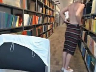 Blonde Teen Library Exposure Free Pussy Porn 5e Xhamster