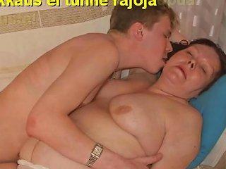 Slideshow With Finnish Captions Mom Marta 2 Free Porn 78