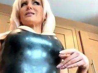 Best Mom Leather Heels Smoking See Pt2 At Goddessheelsonline Drtuber
