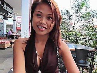 Thai Bombshell Banged Hard Asian Film 3
