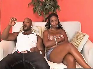 Black Mature Woman Still Has It Lube That Pussy Up