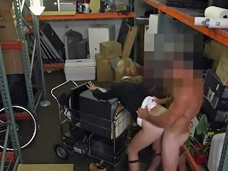 Teens In Hot Pants Hot Milf Banged At The Pawnshop