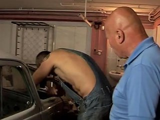 Cute Honey Angel Spice Gets It Deep In The Garage Any Porn