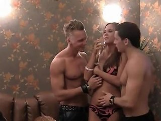 Drunk Party Girl Foreplay Fun