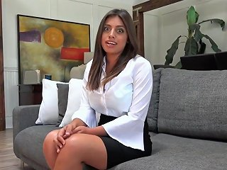 Propertysex Busty New Agent Impresses Potential Client