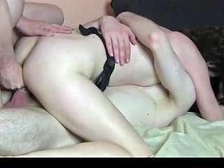 Wife First Time Shared Amateur Mmf Dvp Threesome Porn 85