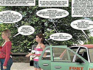 3d Comic Hippy Hills Episode 1 Sunporno Uncensored